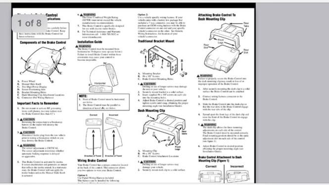 tekonsha voyager wiring schematic wiring diagram