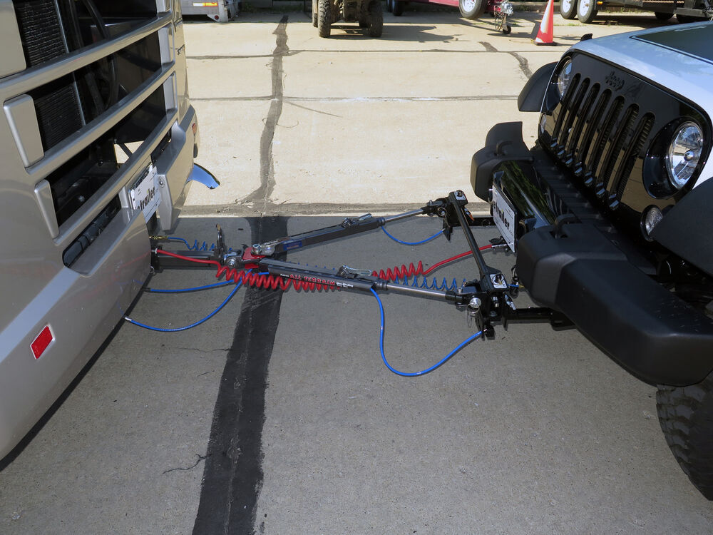 Grand 2012 Cherokee Jeep Trailer Hitch