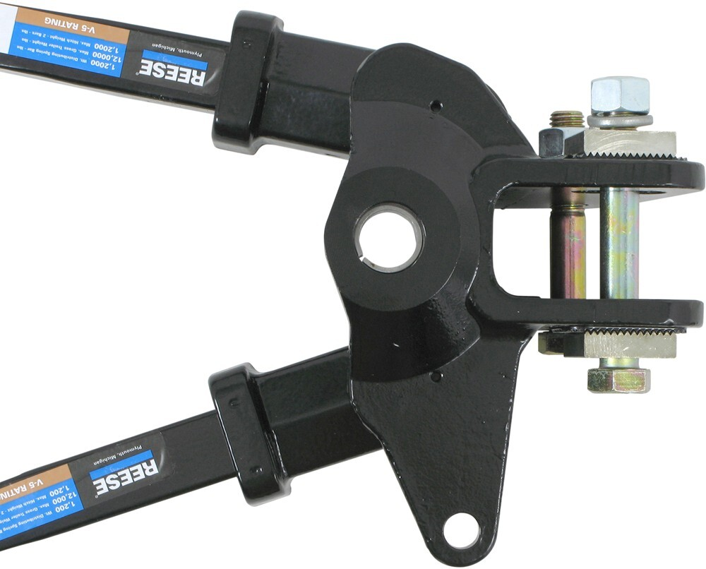 Distribution Weight Cam Dual Hitch