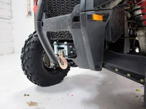 Superwinch Terra Series ATV Winch  Wire Rope  Roller