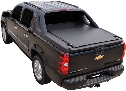 2003 Chevrolet Avalanche Tonneau Covers Truxedo