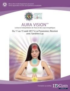 Formation Aura vision - sandrine lay - être soi