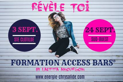 Formation Access Bars 03/09/17 - laetitia amourgom - être soi
