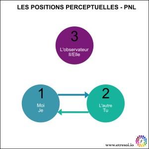 positions perceptuelles - pnl - être soi