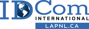 logo IDCom internationel - PNL - Formation coaching