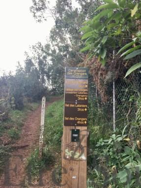 Départ ilet des orangers - Mafate - Réunion - Être Soi