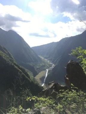 rivière des galets - canalisation des orangers - Mafate - Être Soi