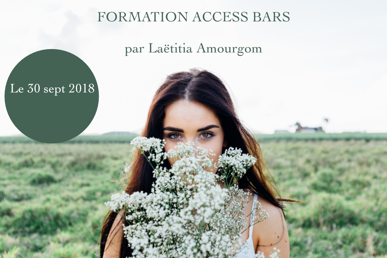 formation access bars - sept 2018 - la reunion - Être Soi