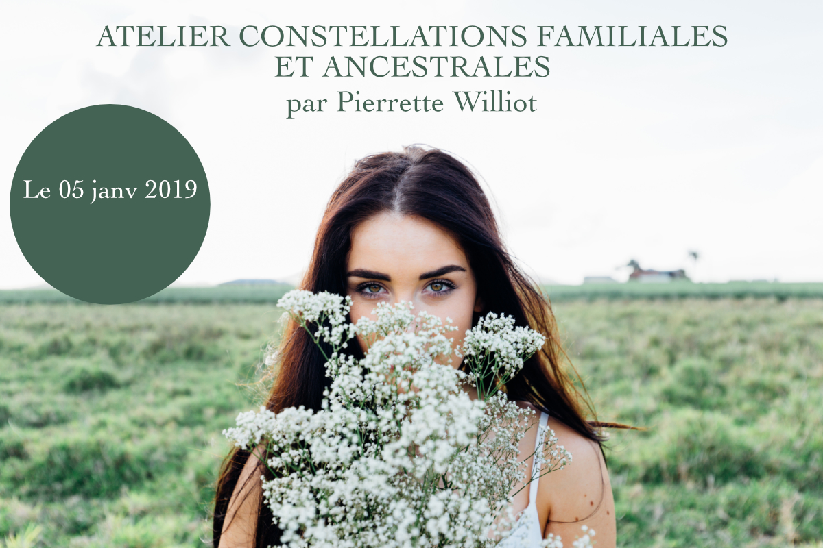 constellations familiales à la Réunion - Pierrette Williot - janv 2019 - Être Soi