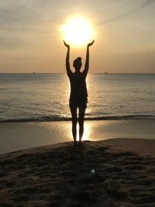coucher de soleil - bali - Être Soi