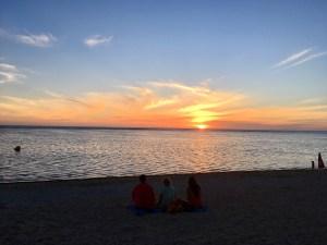 île de la réunion - coucher de soleil - Être Soi