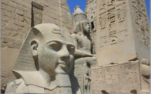 temple d'amon - egypte - Être Soi