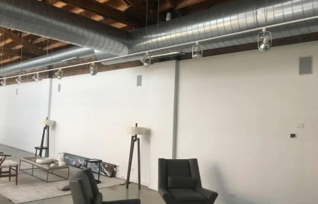 Surround Sound In Wall Speaker System-Etronics of Illinois