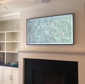 Samsung TV-Flat Screen TV Installation-Etronics of Illinois