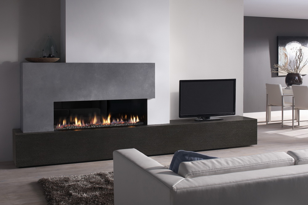 chemin e gaz installation chemin e springer. Black Bedroom Furniture Sets. Home Design Ideas