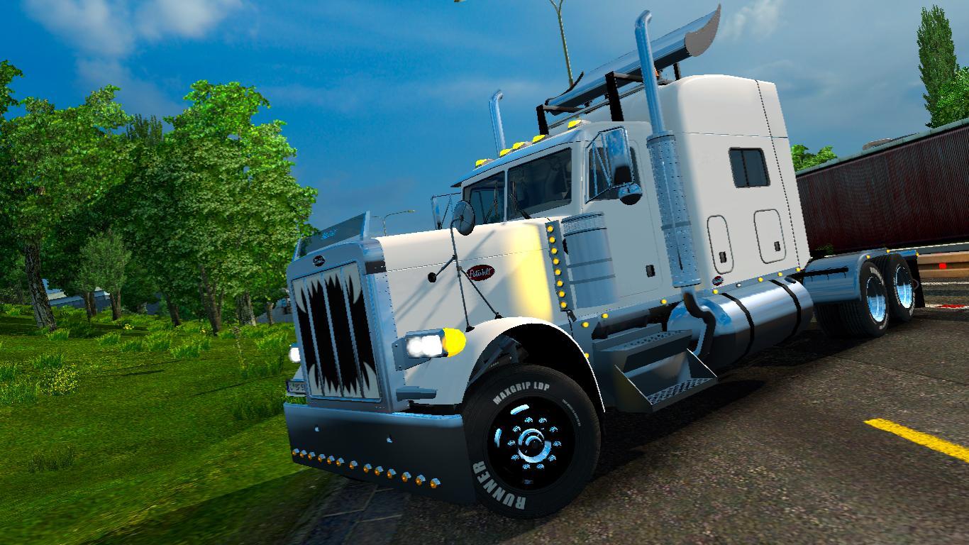 Euro Trucker 2 Mods Truck