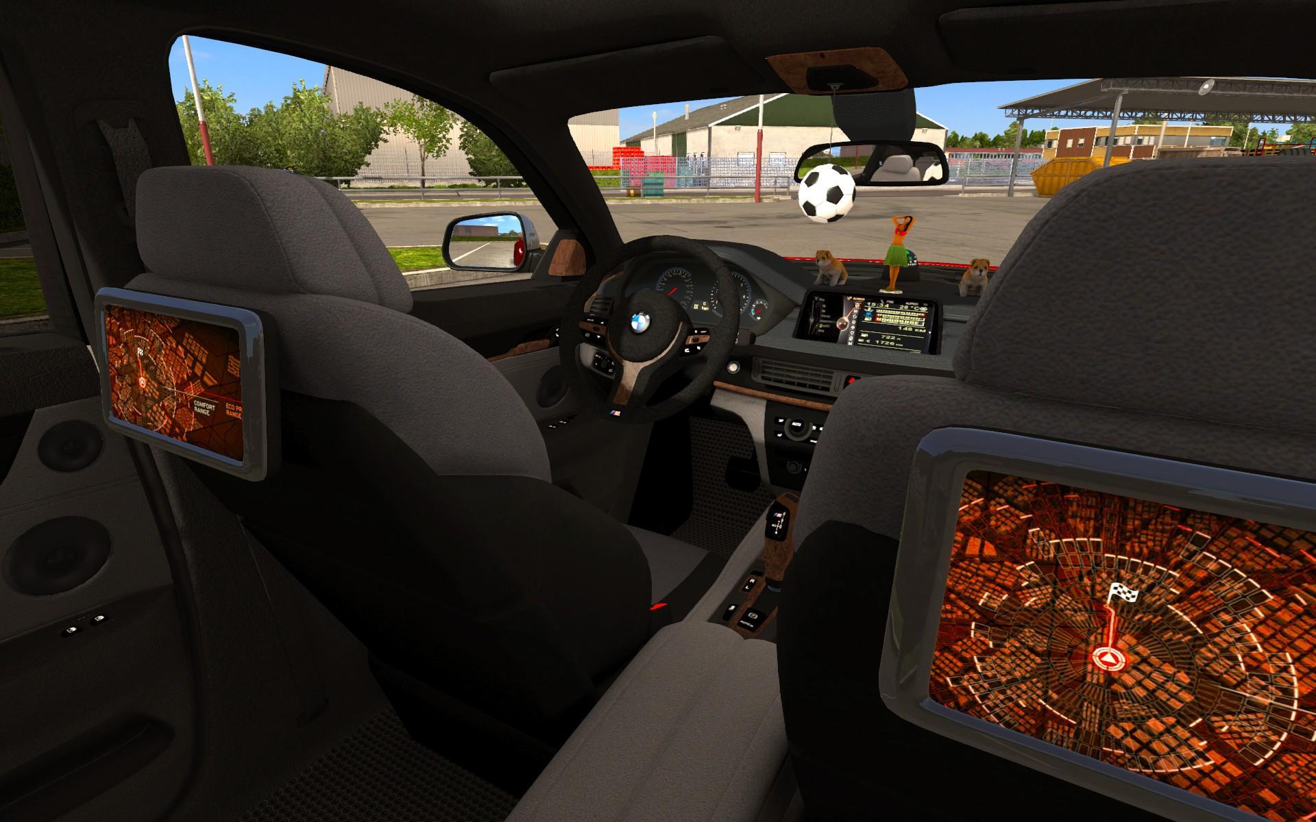BMW X6 M V20 Car Euro Truck Simulator 2 Mods