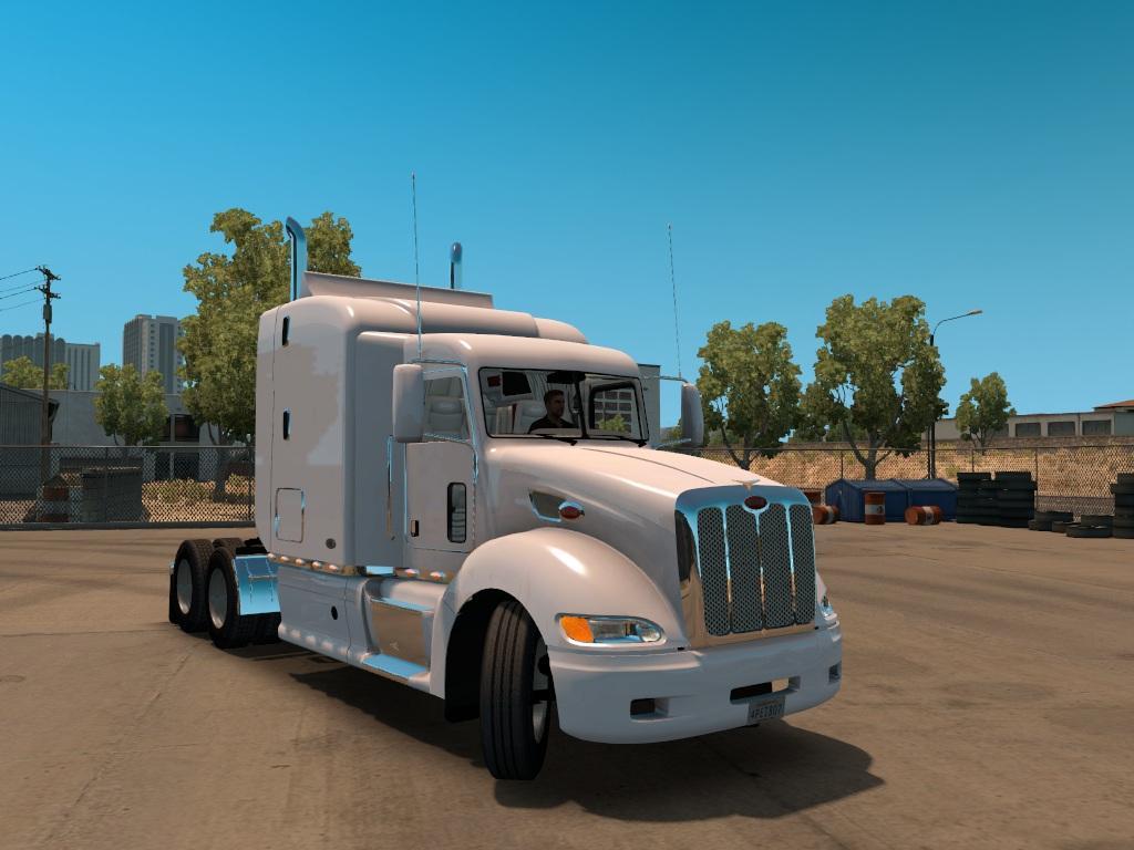 PETERBILT 386 Truck Euro Truck Simulator 2 Mods