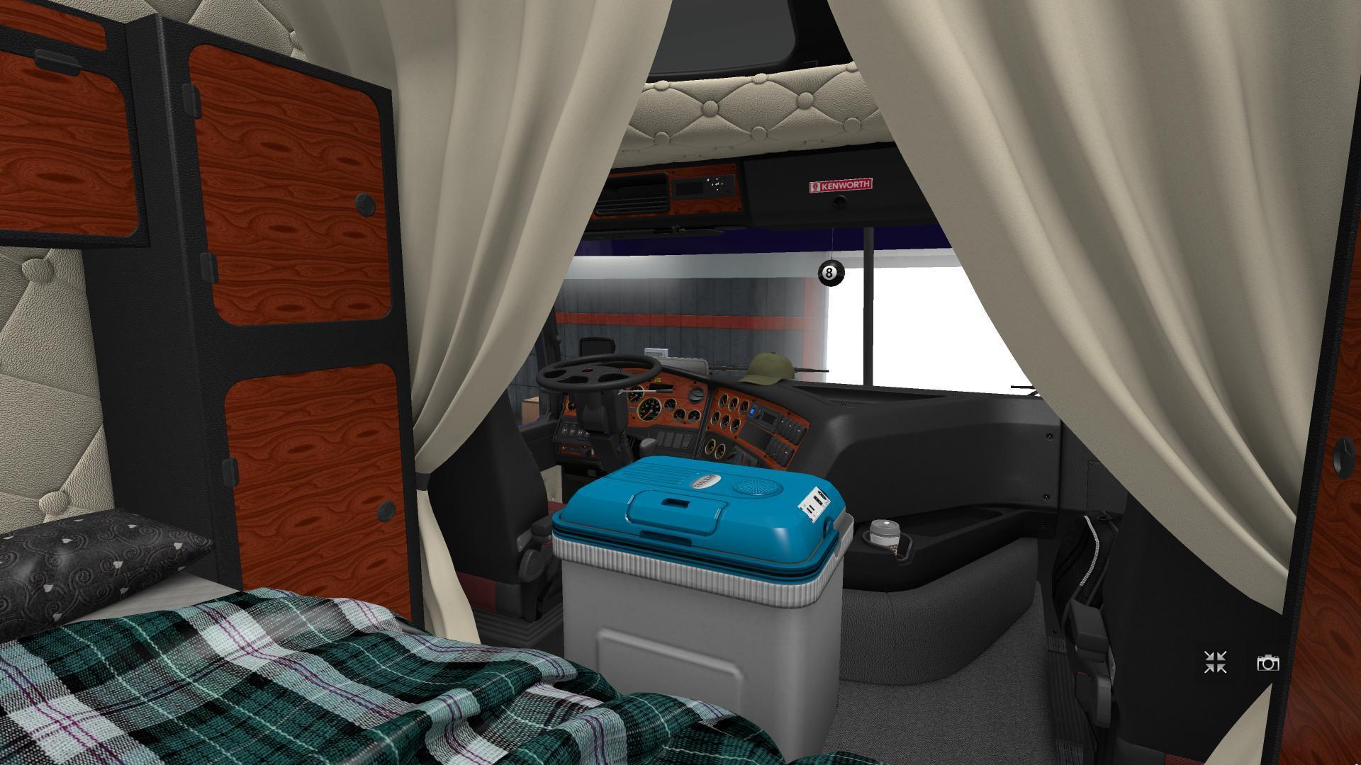 Kenworth K200 Rta Mods V14 4 V1 30 X Truck Mod Euro Truck