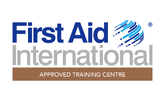 First Aid International Approved Training Centre Logo