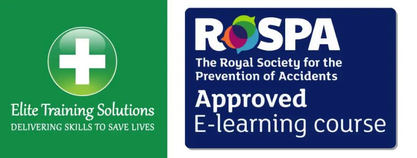 Rospa approved elearning courses available now