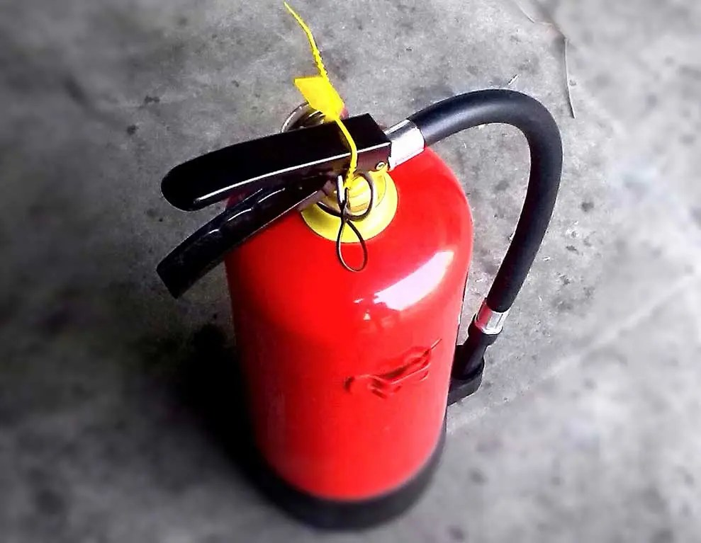 E-Learning Fire Safety Training