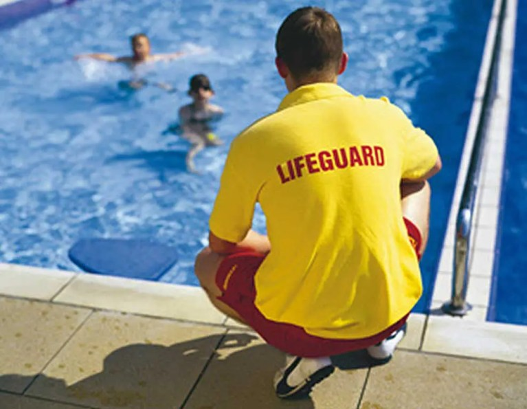 Lifeguard Training Course