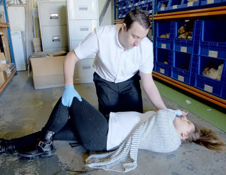 workplace first aid training course