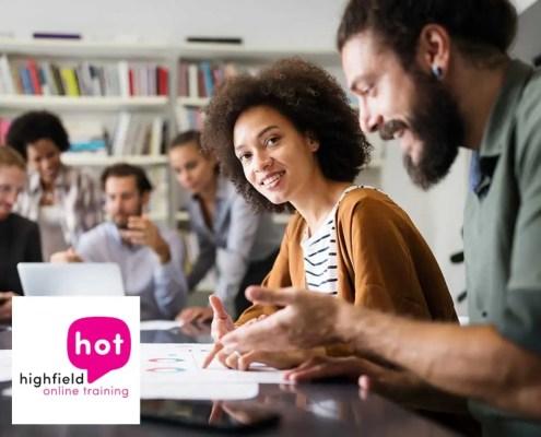 highfields Business skills Online Training