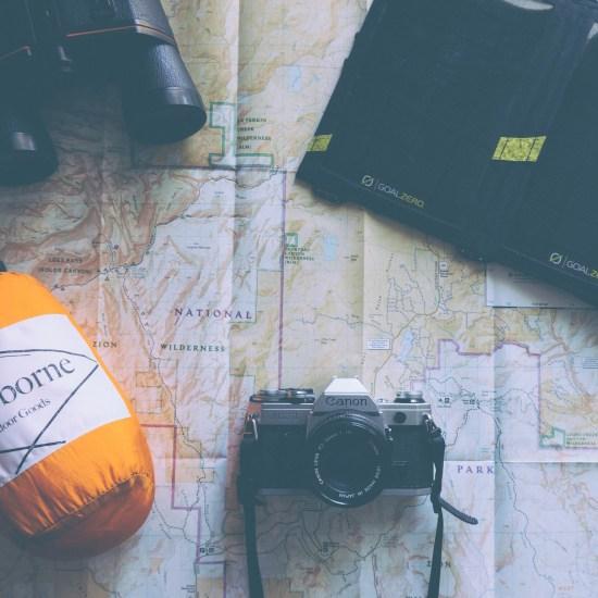 Équipement voyage