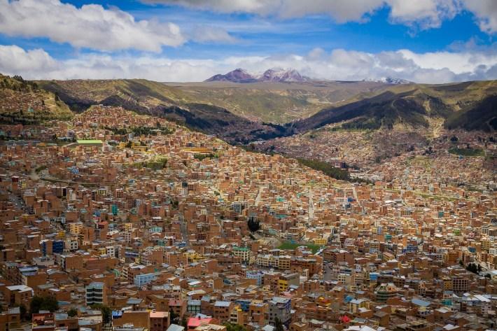 Bolivie: Itinéraire dans la mesure du possible - La Paz