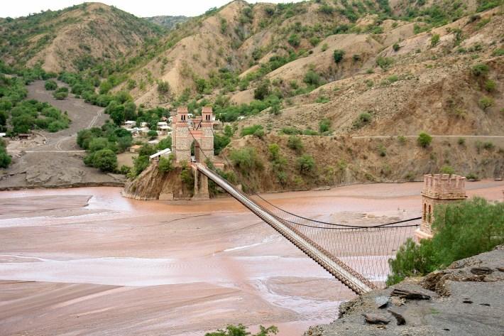 Bolivie: Itinéraire dans la mesure du possible - Puente Mendes