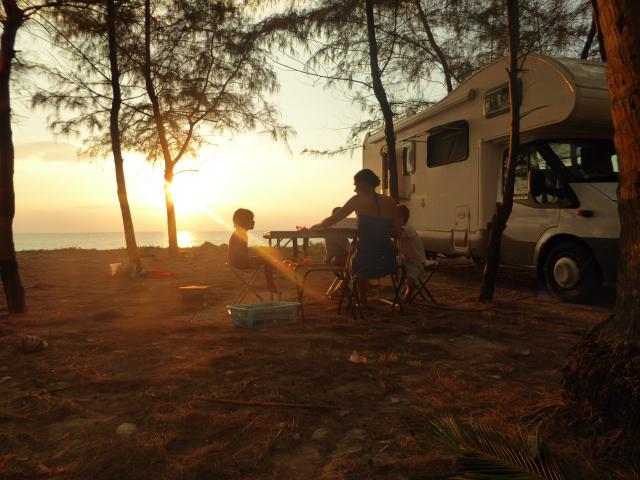 Zegreatrip - Témoignage d'une famille - Sur la route