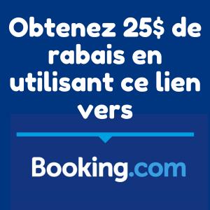 Rabais Booking.com