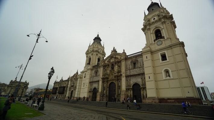 Lima - Plaze de Armas
