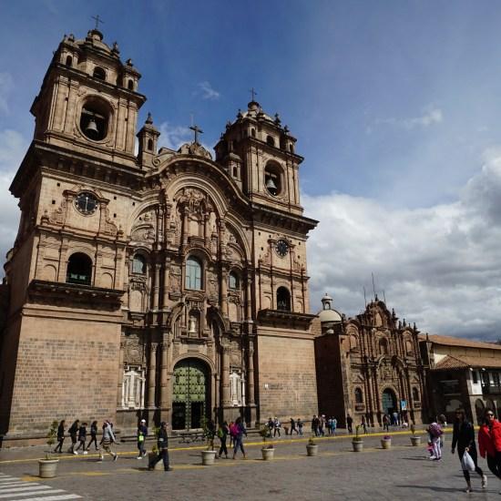 Cusco et la vallée sacrée - Plaza de Armas