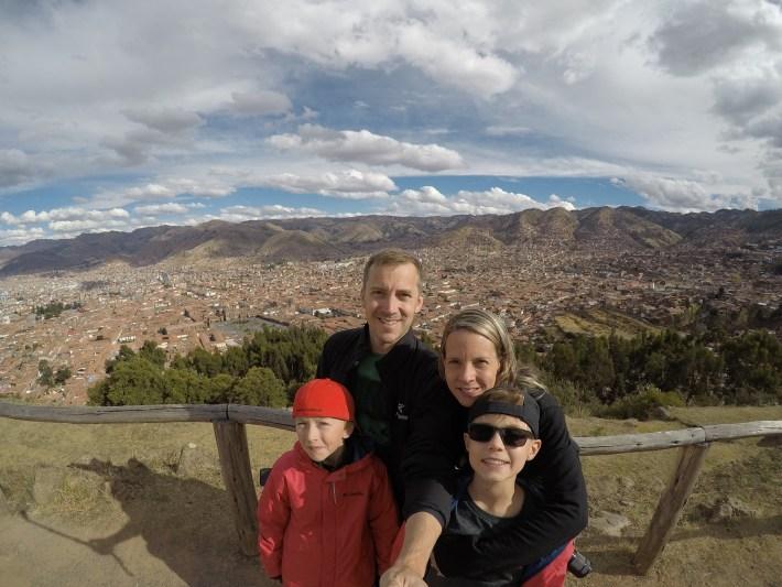 Cusco et la vallée sacrée - Sacsayhuaman