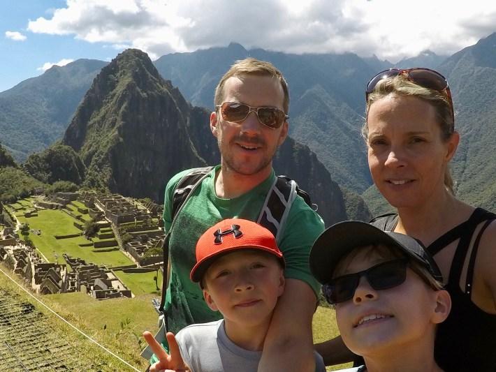 Machu Picchu - Il fait froid