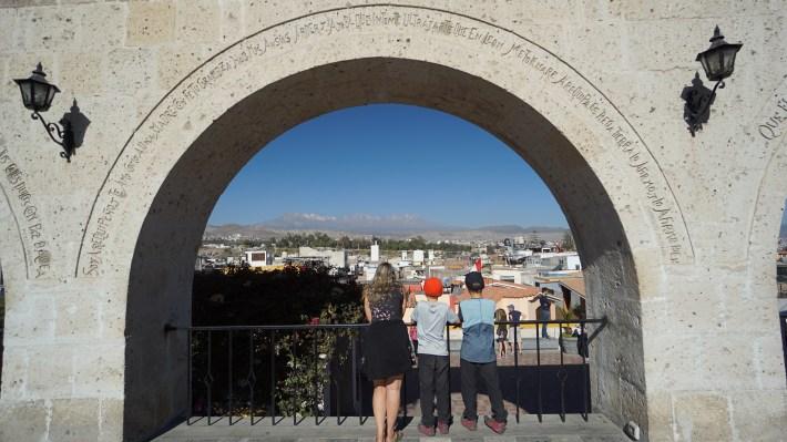 Arequipa, le canyon de Colca et tout le tralala - Mirador