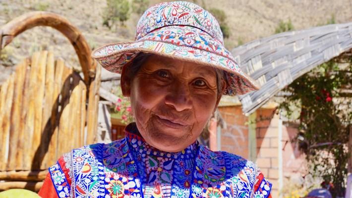 Arequipa, le canyon de Colca et tout le tralala - Une belle péruvienne