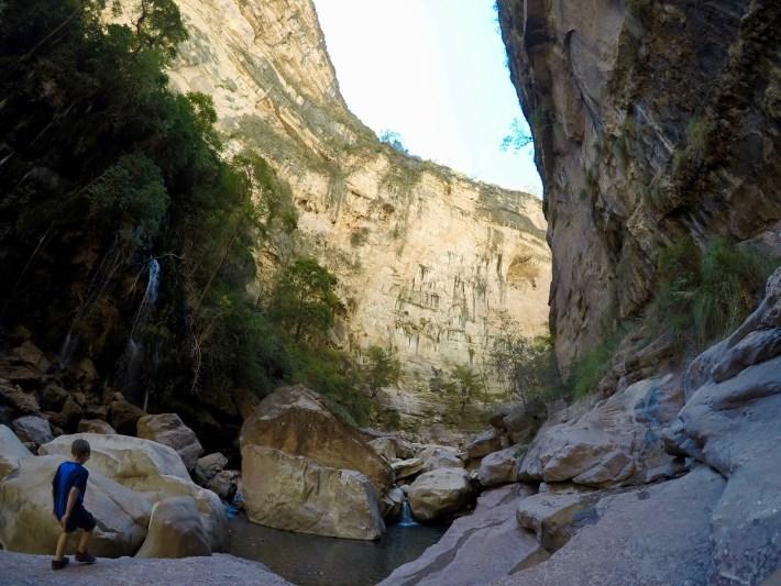 Torotoro - Canyon en bas