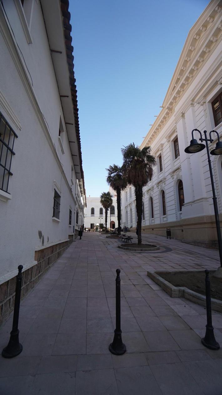 Sucre, Salar et Sud Lipez - La ville blanche