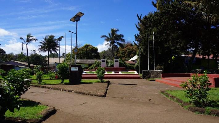 Île de Pâques - À la recherche de Rapa Nui pool - Wifi