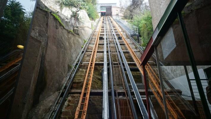 Trois petits tours au Chili et puis s'en vont en Patagonie - Ascenseur