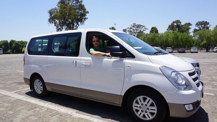 On part à la chasse aux photos dans le Kruger en Afrique du Sud - Notre véhicule