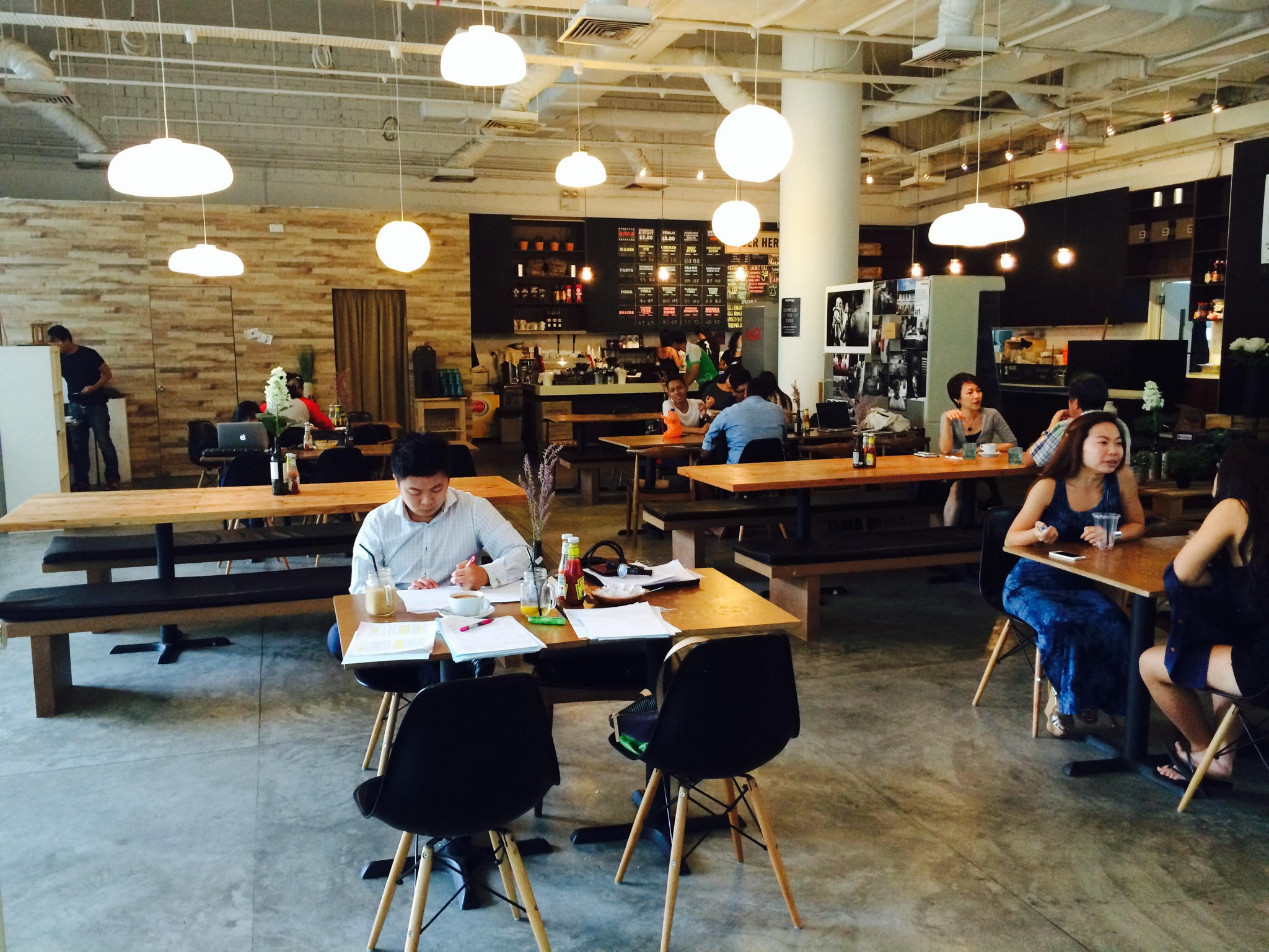 Best Cafes To Work At In Singapore Part 1