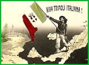 I bersaglieri italiani in Libia