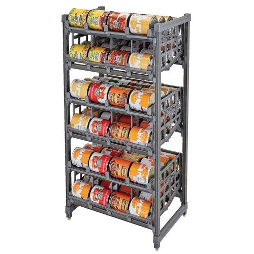 camshelving the ultimate 10 can rack elements series