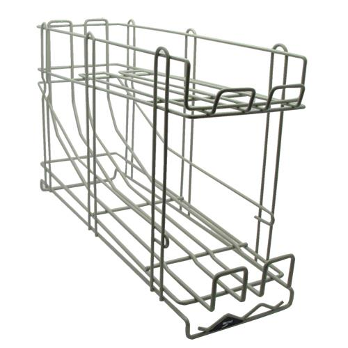 can rack for wire shelving