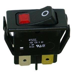 Hatco  0219080  DPST Lighted Rocker Switch | eTundra